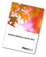 Program - Estetisk utbildning hösten 2012